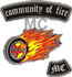 Байк-клуб Братство Огня МС, Community of Fire MC Северск-Томск